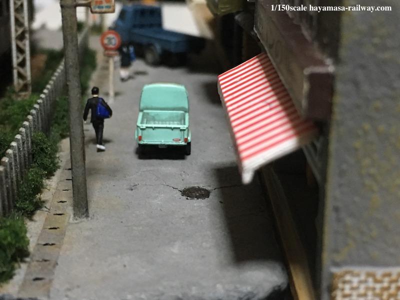 道路のひび割れ3