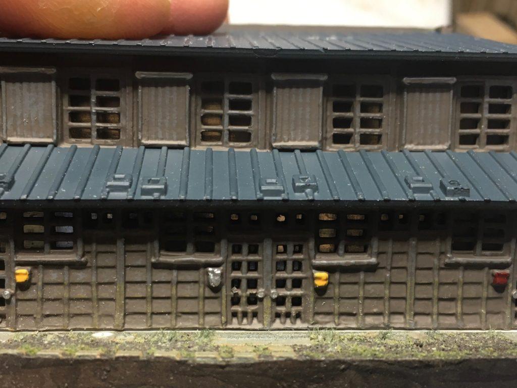 建物の隙間2