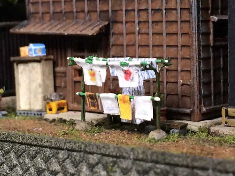 酒屋さんの洗濯物