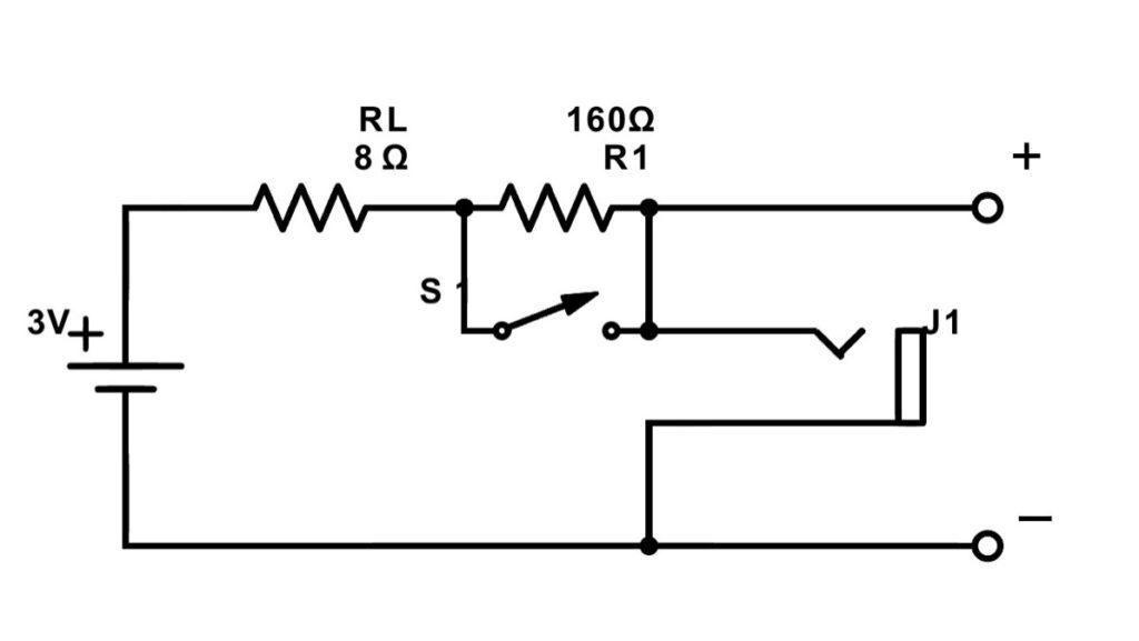 電飾くん1号回路図